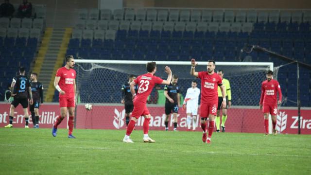 Kupada büyük sürpriz! Trabzon'u da elediler