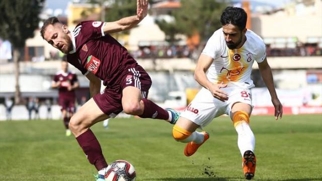 MAÇ ÖZETİ | Hatayspor 4 - 2 Galatasaray (Ziraat Türkiye Kupası)