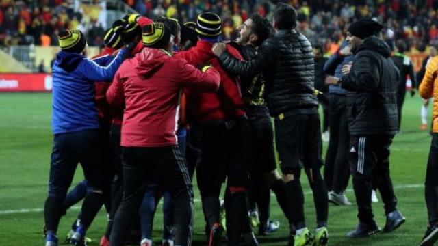 Göztepe 3 - 5 Yeni Malatyaspor