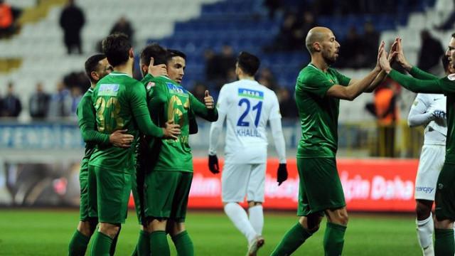 Kasımpaşa 1 - 2 Akhisarspor (Ziraat Türkiye Kupası)