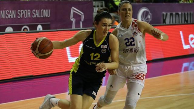 Basketbol Kadınlar Türkiye Kupası finalinde Fenerbahçe ile BOTAŞ karşılaşacak