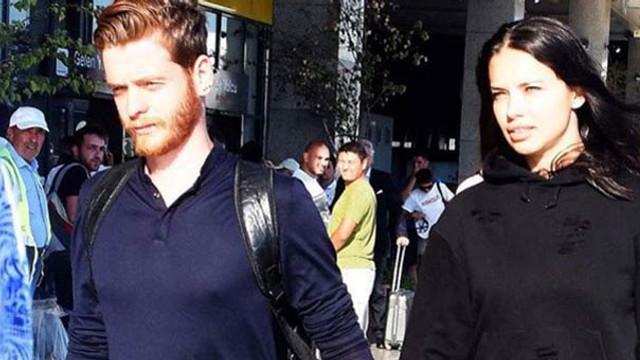 Adriana Lima ile Metin Hara aşkı bitti ! ''Metin beni kulllandı''