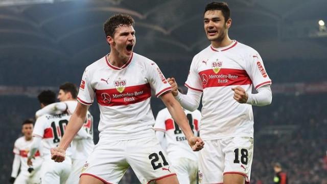 Stuttgart 2 - 2 Freiburg (Bundesliga)