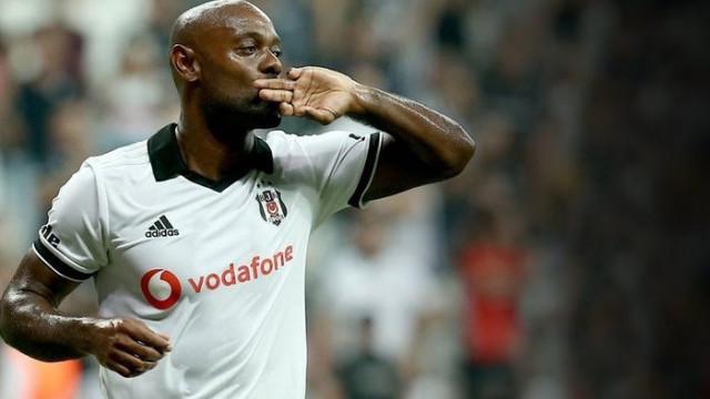 Vagner Love, Beşiktaş'ı bombaladı