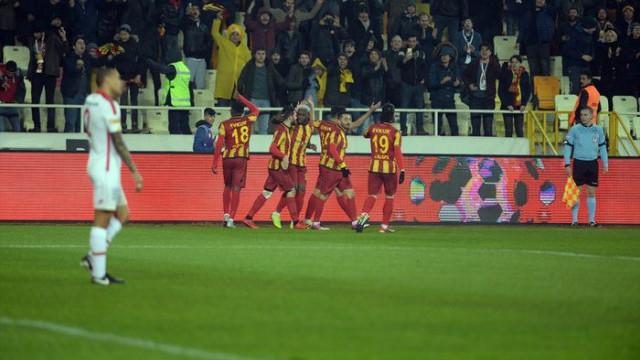 Evkur Yeni Malatyaspor 1 - 0 Göztepe (Ziraat Türkiye Kupası)
