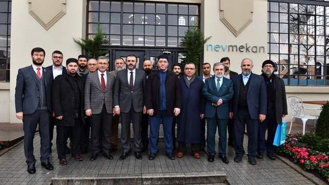 Türkçe 3 eser Arapça'ya tercüme ediliyor