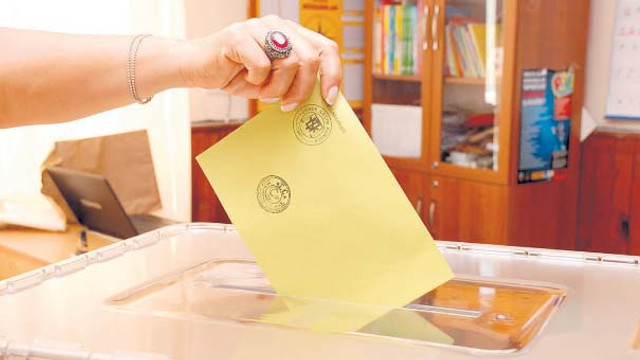 Nerede oy kullanacağınızı biliyor musunuz ?
