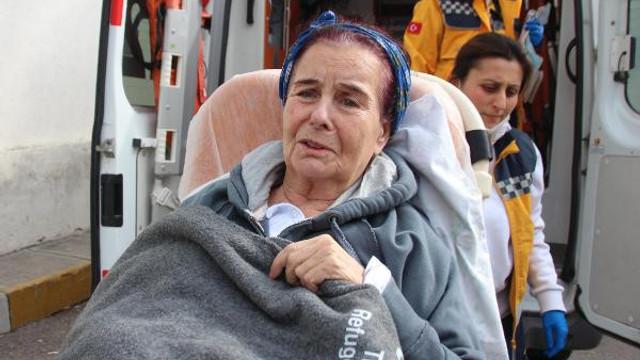 Fatma Girik yeniden hastanede