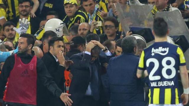 Olaylı Fenerbahçe-Beşiktaş derbisindeki olaylara ilişkin soruşturma tamamlandı