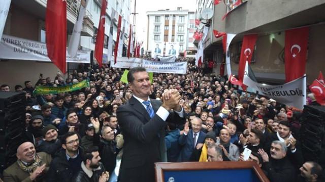 Mustafa Sarıgül: ''Şişli'yi yüzde 50'nin üzerinde oyla kazanıyorum''