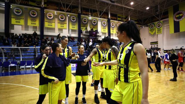 Fenerbahçe 83 - 70 BOTAŞ (Kadınlar Basketbol Süper Ligi)