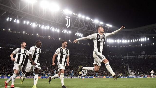 Ronaldo Devler Ligi'nde tarih yazdı!