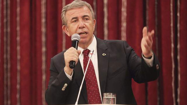 Mansur Yavaş: ''Özhaseki'nin mal varlığını bekliyorum''