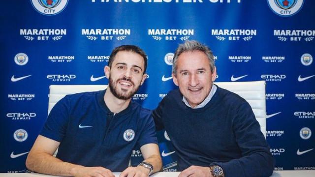 Manchester City, Bernardo Silva'nın sözleşmesini yeniledi