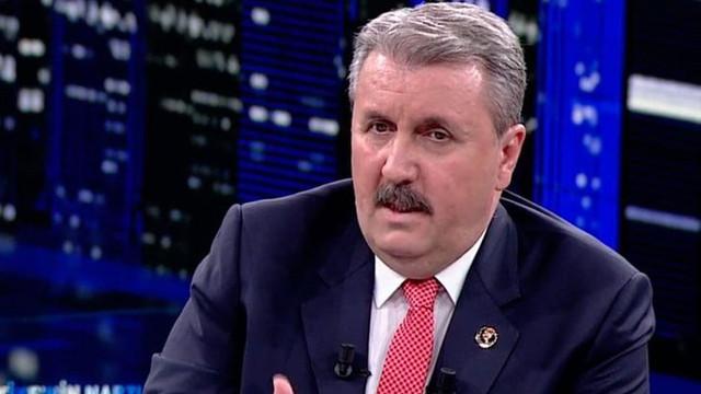 Mustafa Destici: ''BBP 30 ilde patlama yapacak''