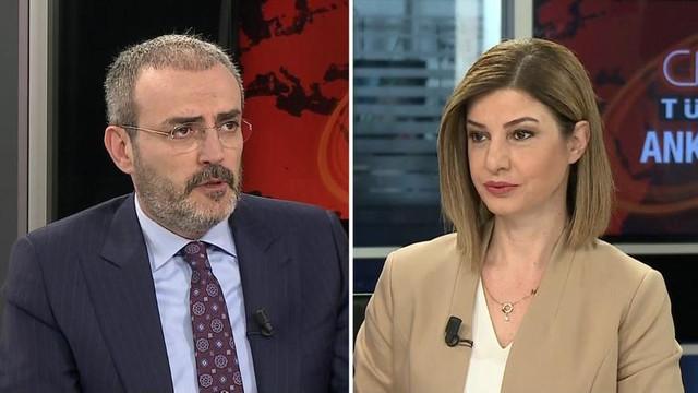 AK Partili Ünal'dan Mansur Yavaş açıklaması