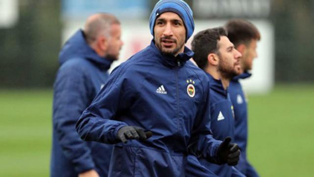 Fenerbahçe'de Mehmet Topal müjdesi