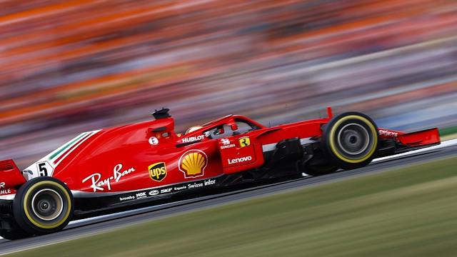 F1 heyecanı S Sport ve S Sport Plus'ta başlıyor