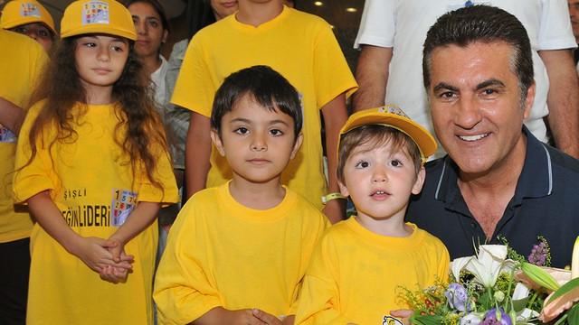 Mustafa Sarıgül'den Şişli'de Liderlik Kampı projesi