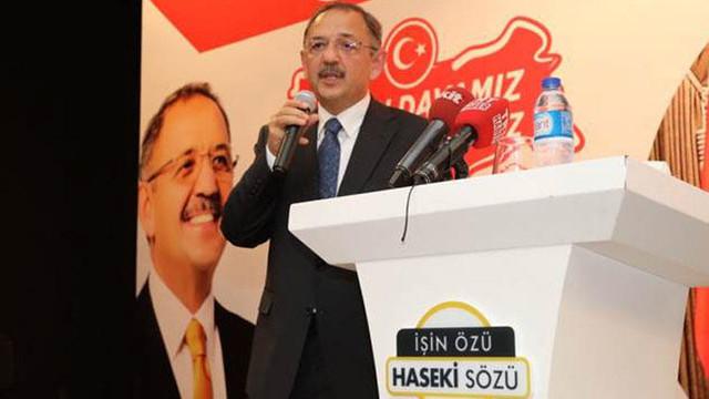 Mehmet Özhaseki: Hiç umrumda değil