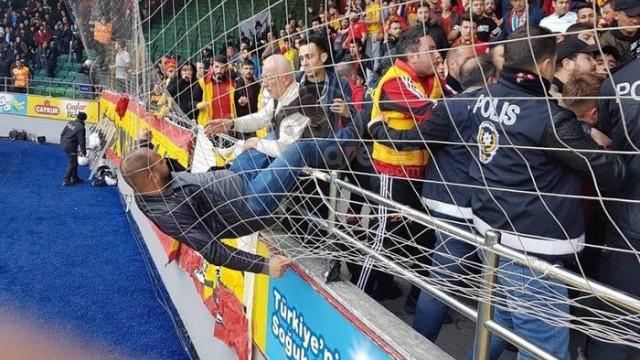 PFDK'dan Çaykur Rizespor ve Kayserispor'a ceza