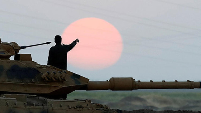 İsrail'in gözü şimdi de orada !
