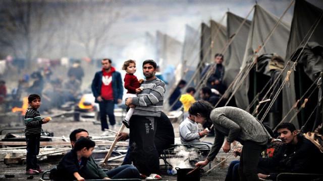 Suriye ve mültecilere 7 milyar dolar yardım