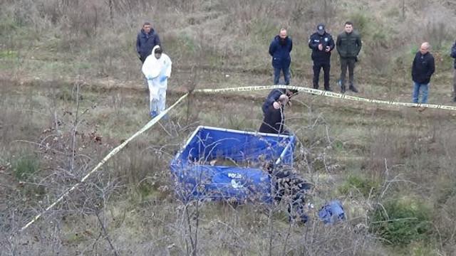 Kayıp adamın cesedi bulundu