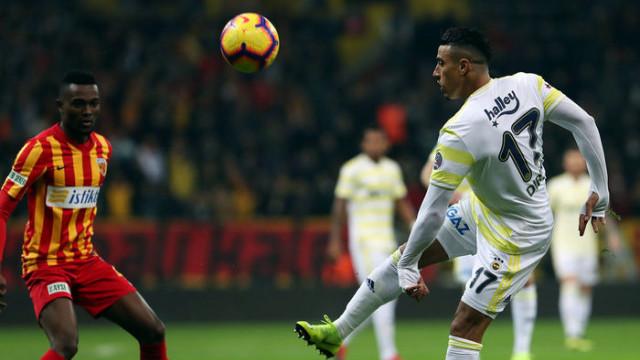 Nabil Dirar, Demir Grup Sivasspor maçında forma giyemeyecek