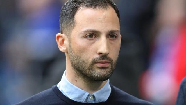 Schalke 04, Domenico Tedesco'nun görevine son verdi