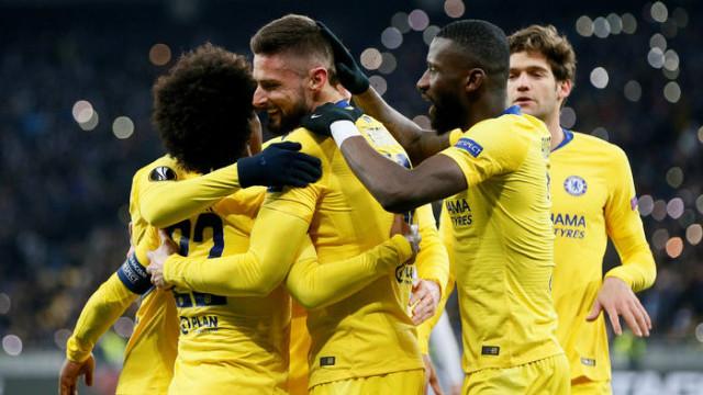 Giroud coştu, Chelsea farka koştu!