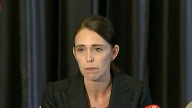 Yeni Zelanda Başbakanı acı haberi duyurdu