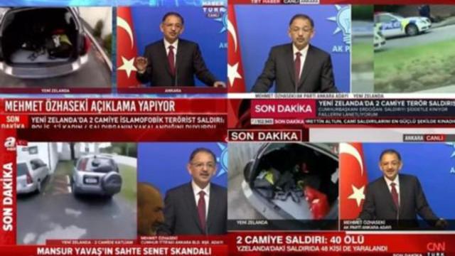 Mansur Yavaş'a yok, Mehmet Özhaseki'ye var !