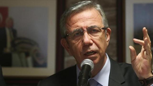 Mansur Yavaş isyan etti: ''Siyasetiniz batsın, Allah'tan korkun!''