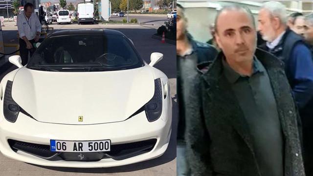 Lüks otomobiliyle taksiciyi öldüren sürücü tutukandı