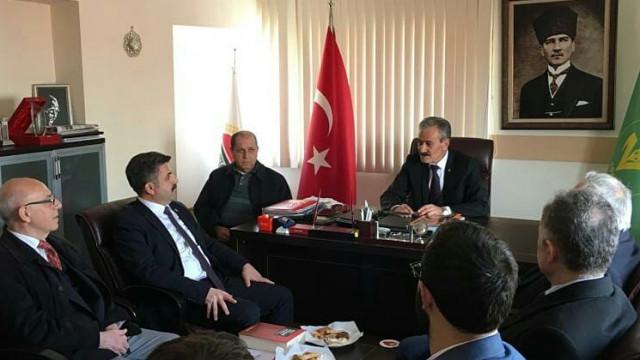 BTP Ankara Adayı Mustafa Pak: ''Çıkış noktamız Atatürk Orman Çiftliği'dir''