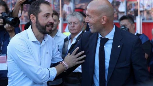 Sevilla'da Pablo Machin'in görevine son verildi
