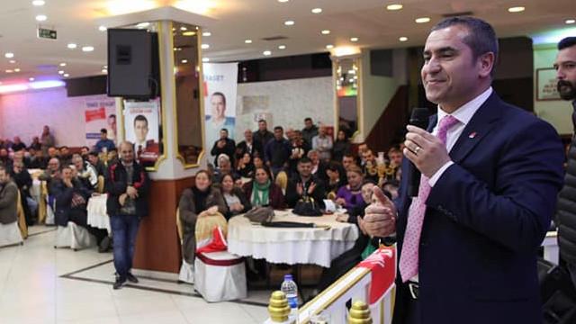 Özgen Nama'dan Sancaktepe'ye imar ve tapu müjdesi