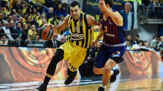 Fenerbahçe Beko 88 - 82 Barcelona Lassa (THY Euroleague)