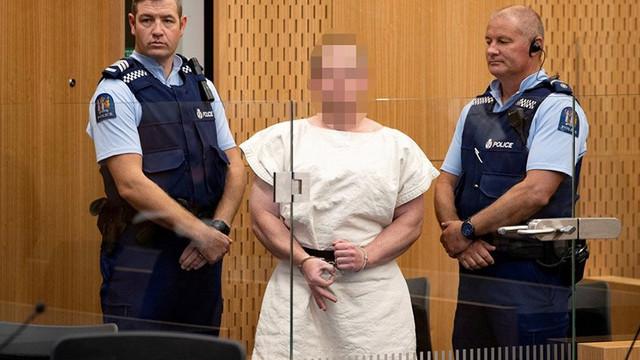 Camiyi kana bulayan teröristten mahkemede ilginç hareket