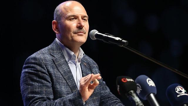 Soylu: ''Kılıçdaroğlu bereketsizdir, ayağını bastığı yerde ot bitmez''