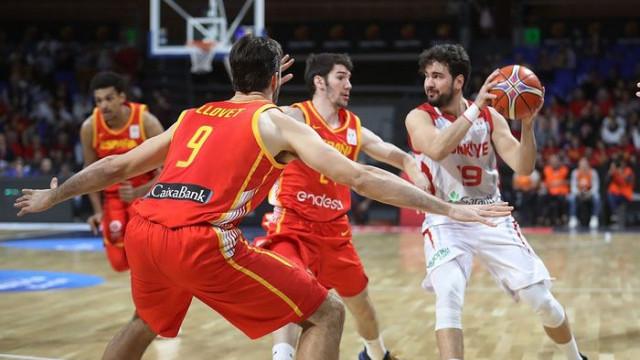 A Milli Basketbol Takımı'nın rakipleri belli oldu