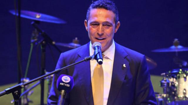 Ali Koç: Fenerbahçe'miz için kitlesel kaynak yaratma projemizi başlatıyoruz