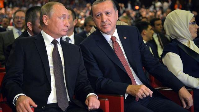 Putin'den Erdoğan'a sürpriz davet !