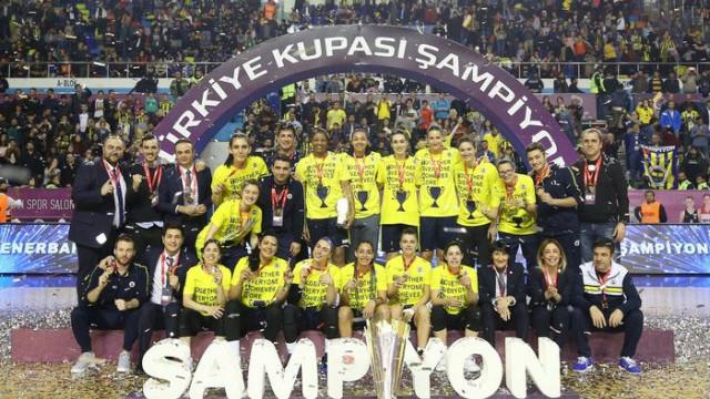 BOTAŞ 53 - 60 Fenerbahçe