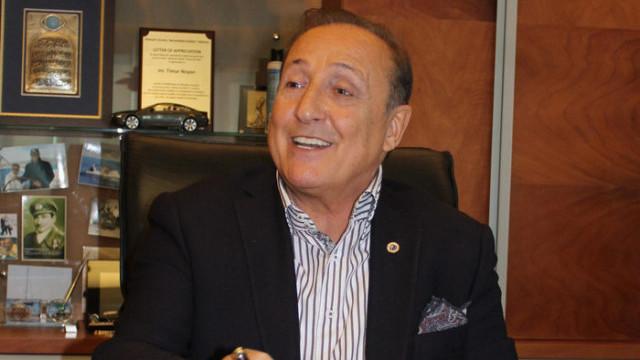 Timur Noyan Bursaspor başkanlığına aday olduğunu açıkladı