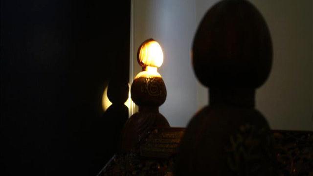 İslam dünyasını hayrete düşüren ışık