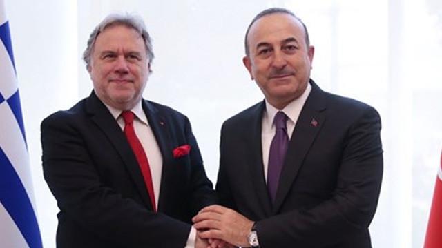 Yunan Bakan'dan Doğu Akdeniz çıkışı: Türkiye'nin de hakları var