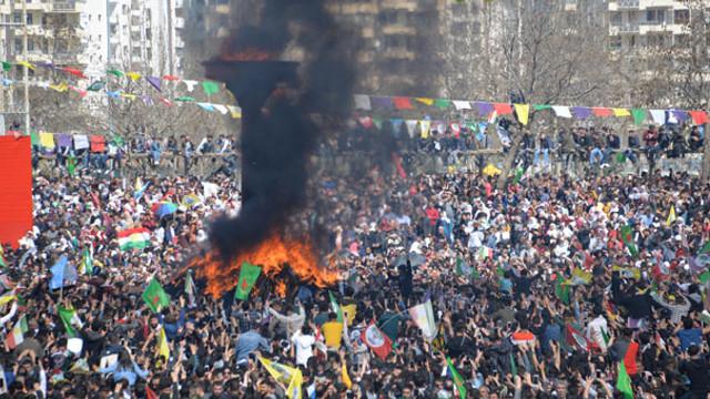 HDP'nin nevruz kutlamaları sonrası gerginlik