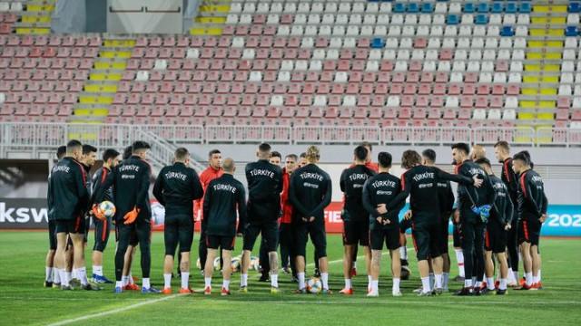 Hasan Ali Kaldırım, son antrenmanı yarıda bıraktı